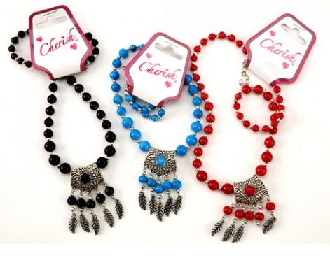 COLLAR MEXICA 3 COLORS 44CM