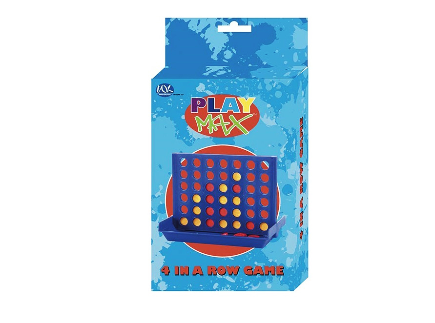 JUEGO PLAYMAX 4 IN ROW