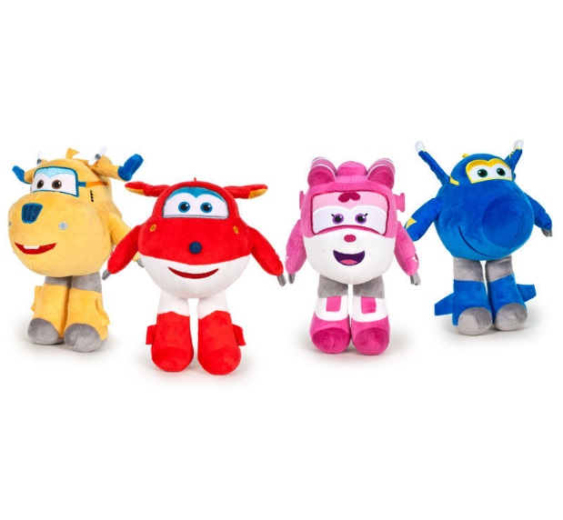 SUPER WINGS 26CM